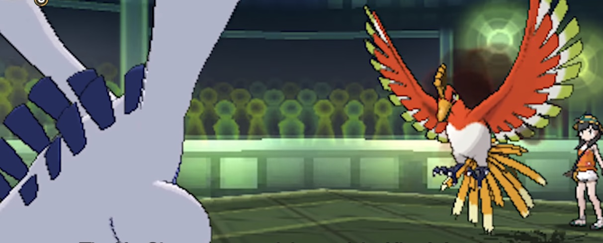 How to get Lugia and Ho-oh with Pokemon Sun and Moon screenshot