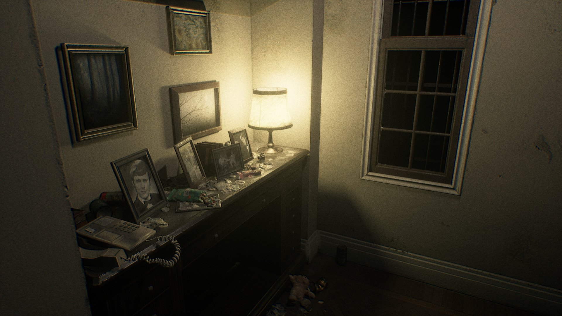 Play this convincing fan-made P.T. remake on PC while it's still up screenshot