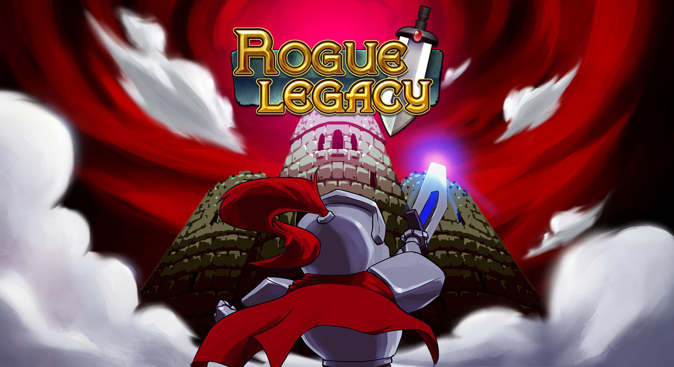 Rogue Legacy and Full Metal Furies have found a perfect home on Switch screenshot