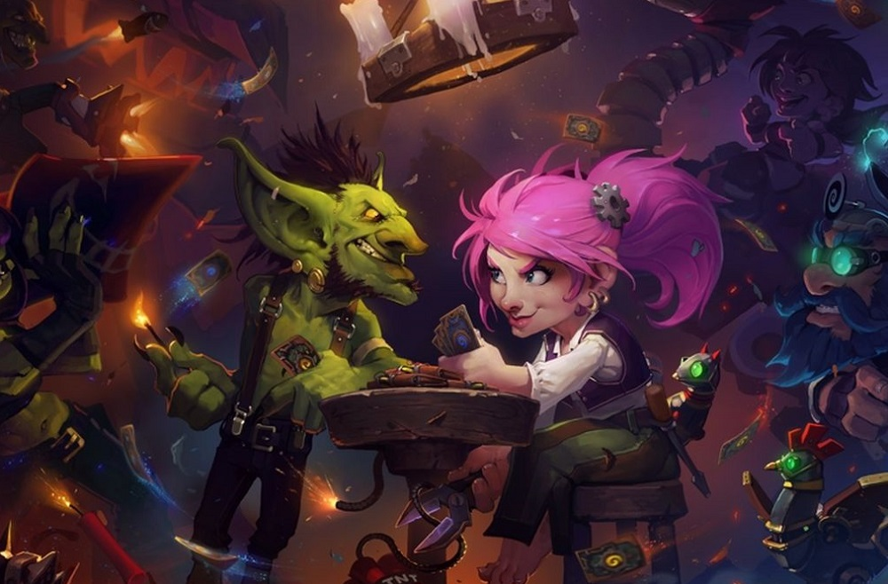 Blizzard's Hearthstone passes 100 million player mark screenshot