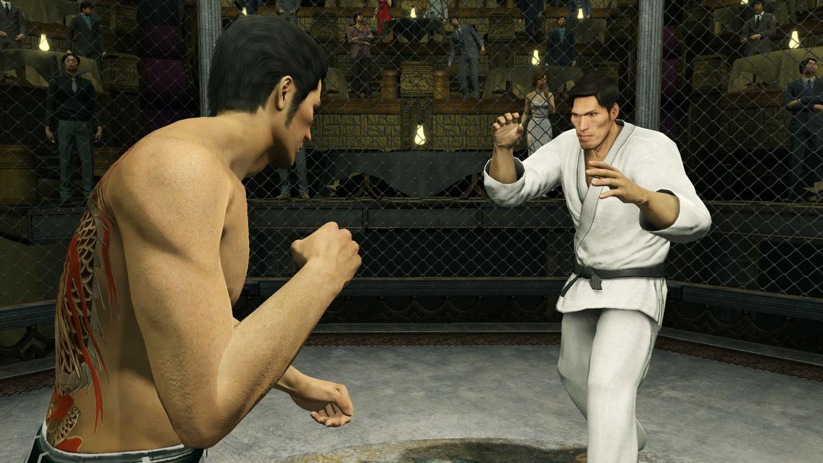 PSA: Yakuza Kiwami is now free on PlayStation Plus screenshot