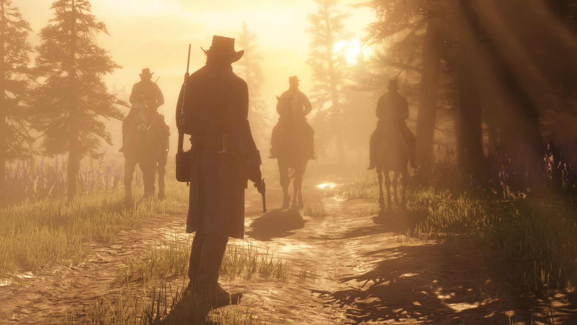 Rockstar has a workaround for Red Dead Redemption 2's missing people bug screenshot