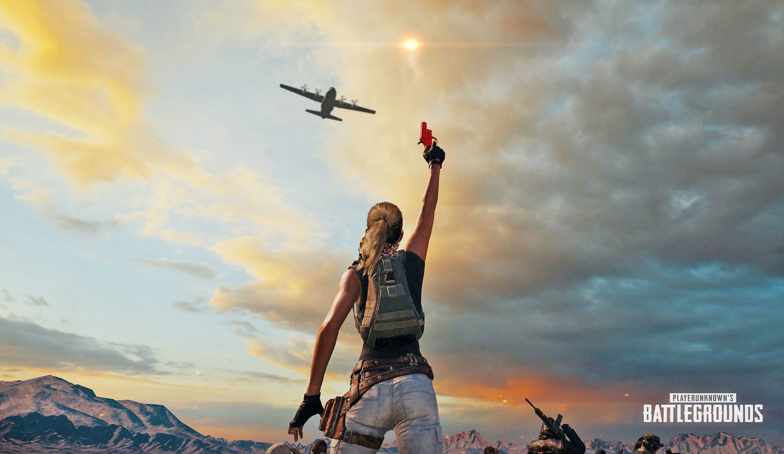All signs point to PUBG coming to PS4 in December screenshot