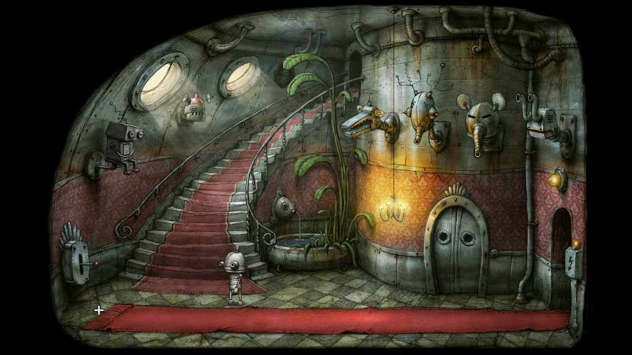 Machinarium Switch