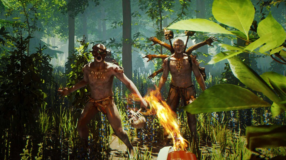 The Forest has sold over five million copies since release screenshot