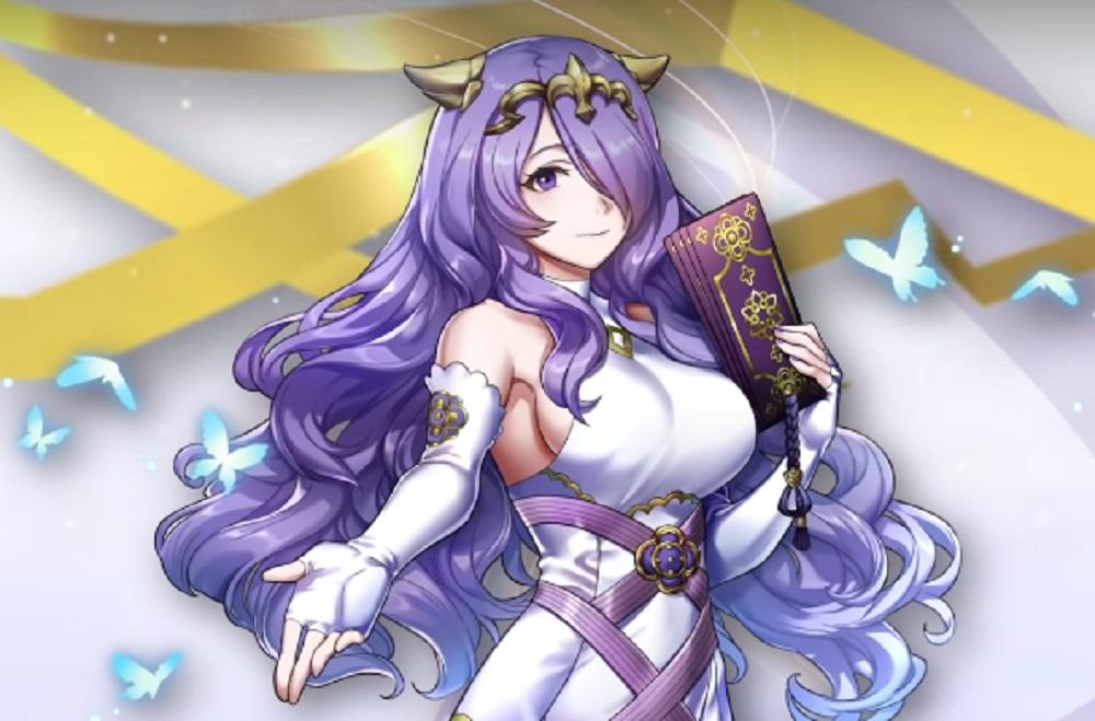 Fire Emblem Heroes adds 'Adrift' variants of best girl Camilla and more screenshot