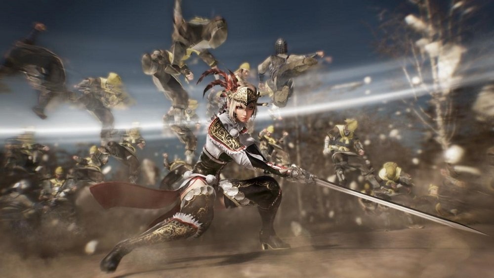 Dynasty Warriors 9 Trial Available Now For Free On Ps4 And Pc