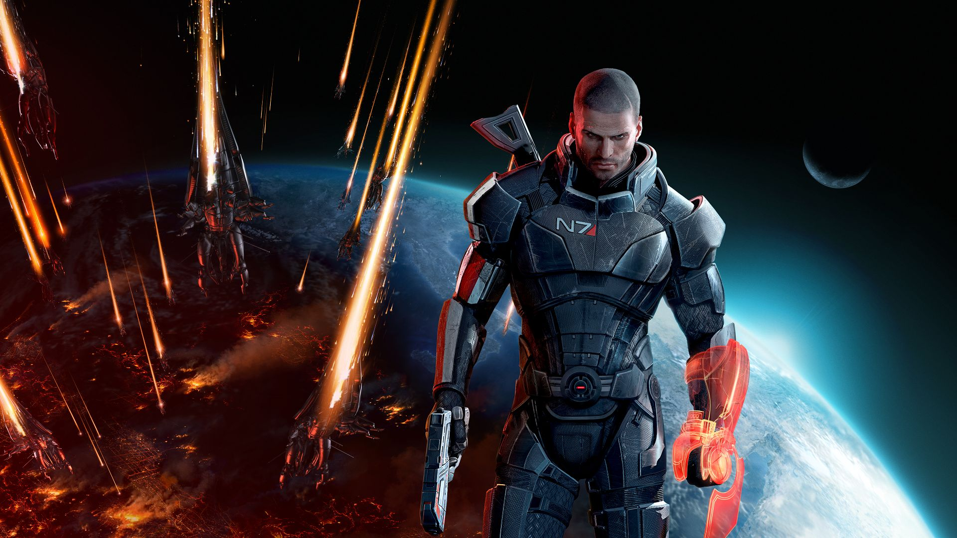 There is the slightest glimmer of hope for Mass Effect screenshot