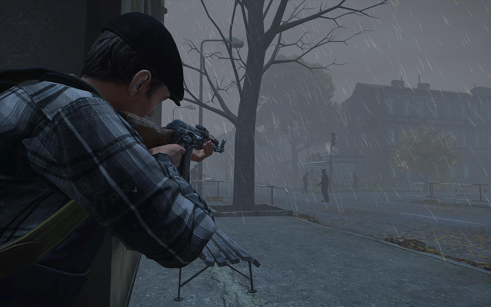 DayZ finally enters beta after a five-year alpha screenshot