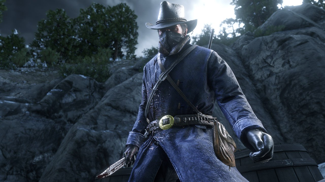 Red Dead Redemption 2 took eight days to outsell its predecessor screenshot