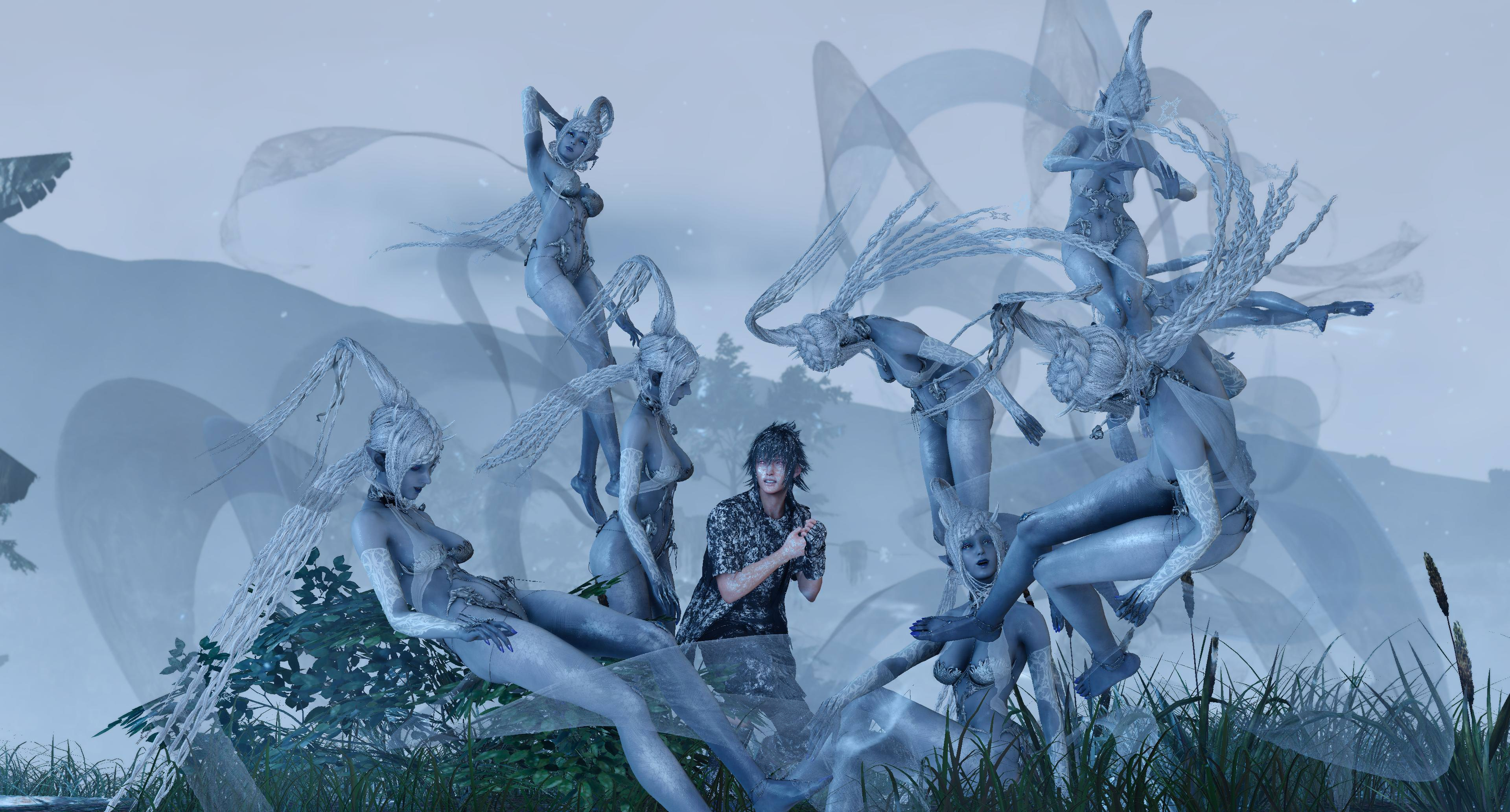 Square Enix cancels most of Final Fantasy XV's new DLC as the game's director resigns screenshot