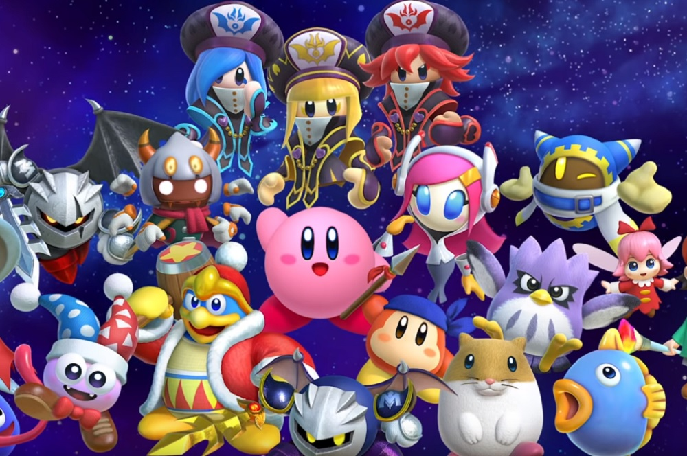 Kirby: Star Allies will be getting new friends and challenges this month screenshot