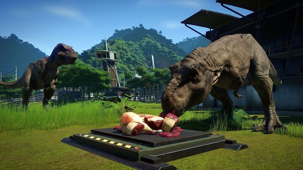 Jurassic World Evolution getting meaty new DLC this month screenshot