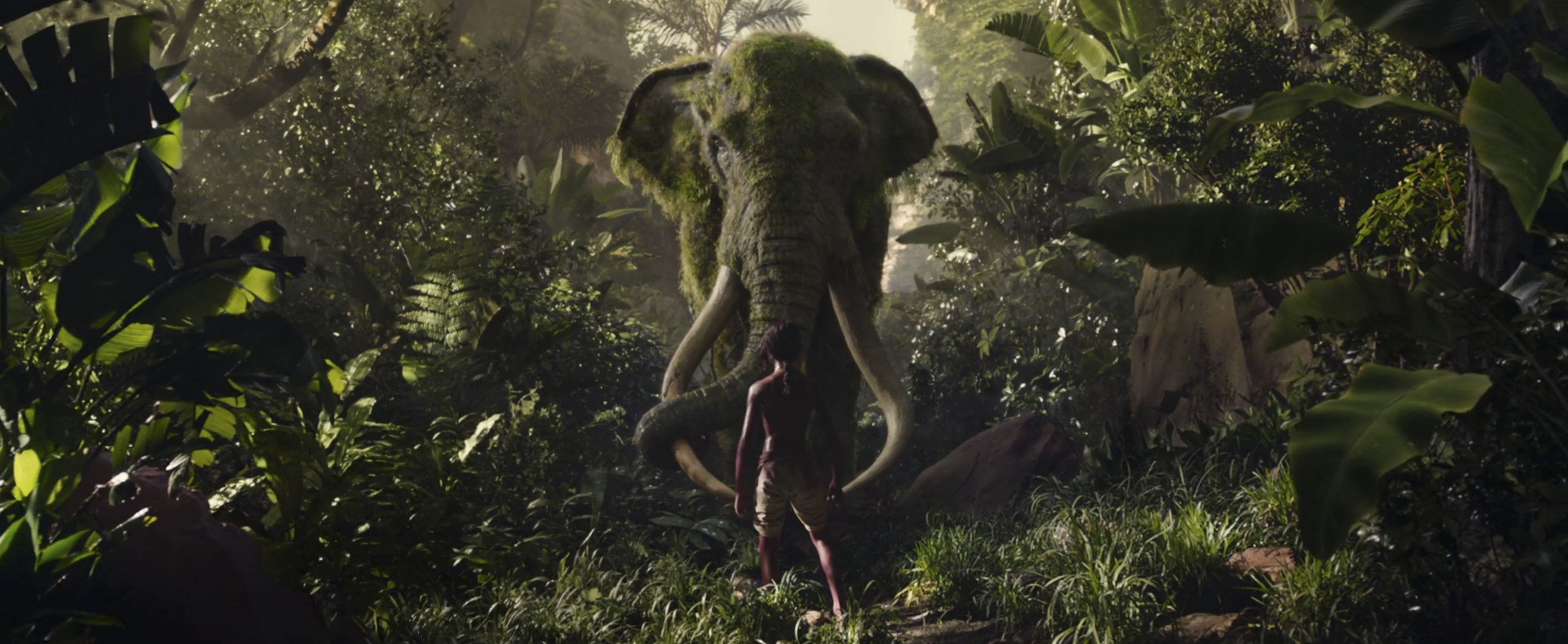 Netflix and Andy Serkis try to outdo Disney in first trailer for The Jungle Book screenshot