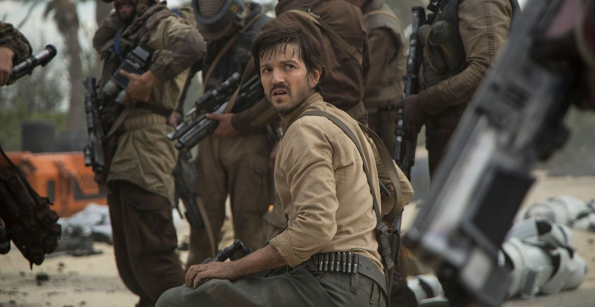 Disney+ adds a show about Cassian Andor to its future lineup screenshot