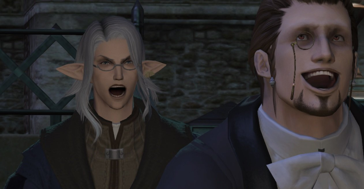 Final Fantasy XIV patch 4.45 brings the unhinged Hildibrand back into the fray screenshot