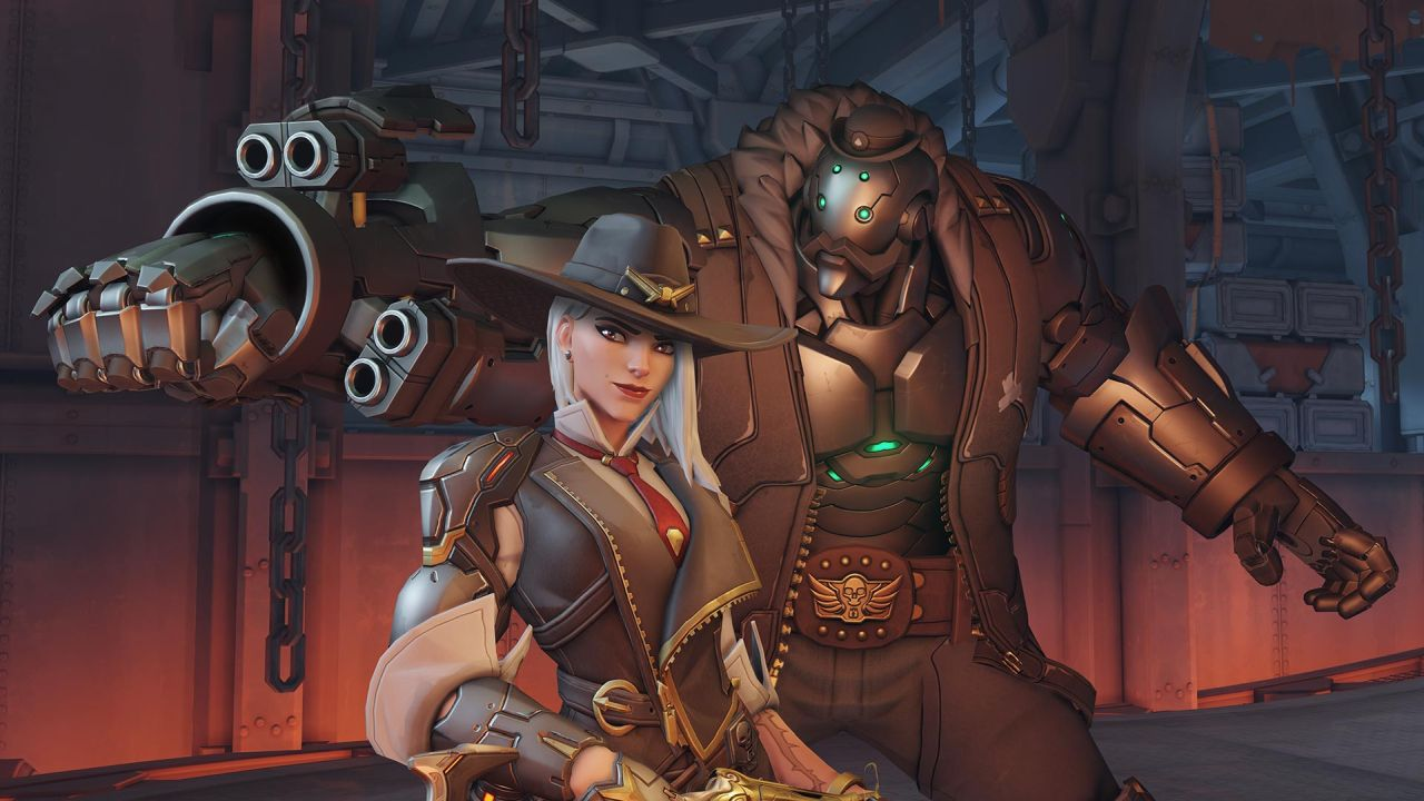 Blizzard is developing more PVE and story events for Overwatch screenshot