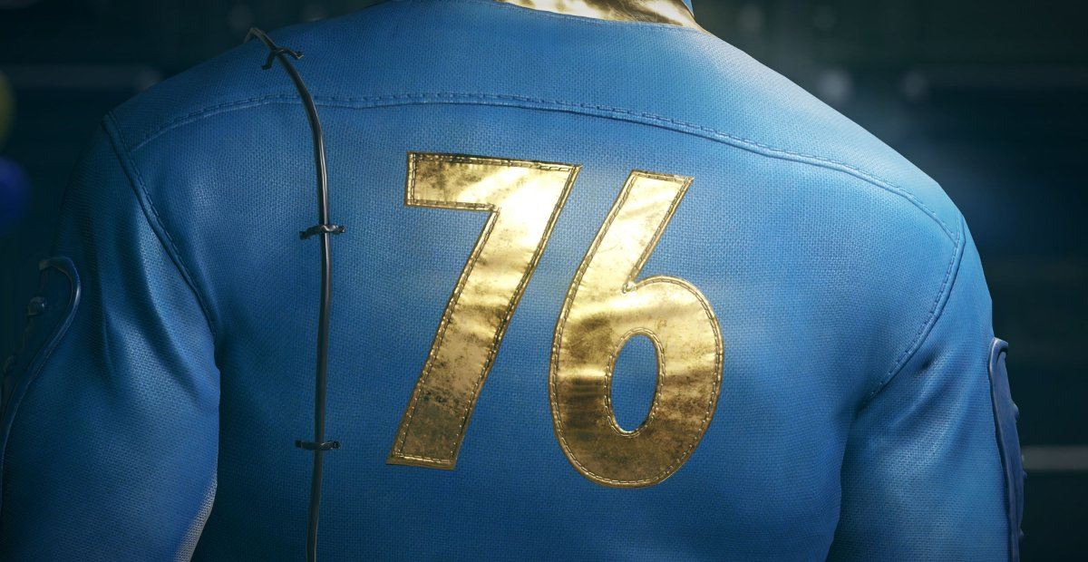 Rev up those CAT6 cables, Fallout 76 has a massive day-one patch screenshot