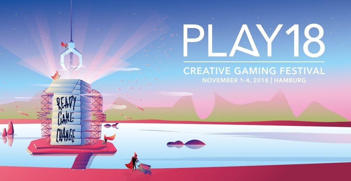 The exciting games and interactive experiences on display at PLAY18 screenshot