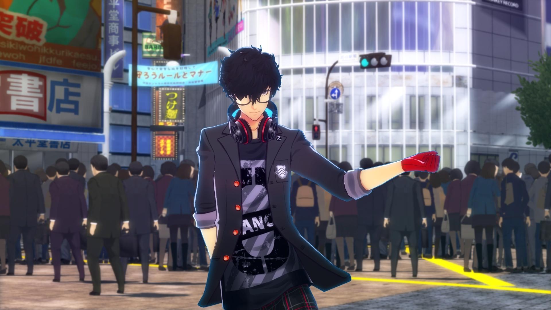 Review: Persona 5: Dancing in Starlight screenshot
