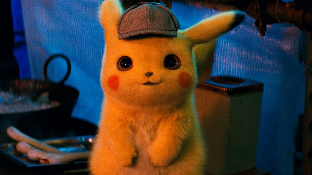 The first Detective Pikachu movie trailer is terrifying, looks perfect screenshot