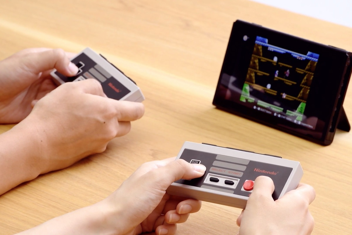 The official NES Switch controllers are now up for pre-order screenshot