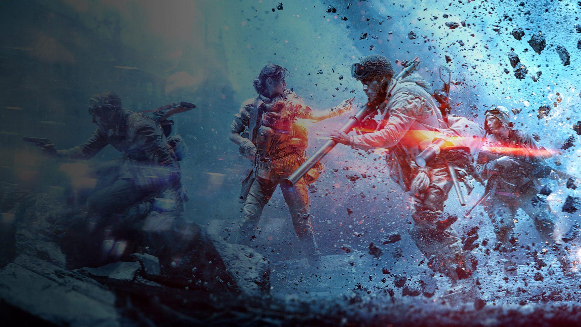 Review: Battlefield V screenshot