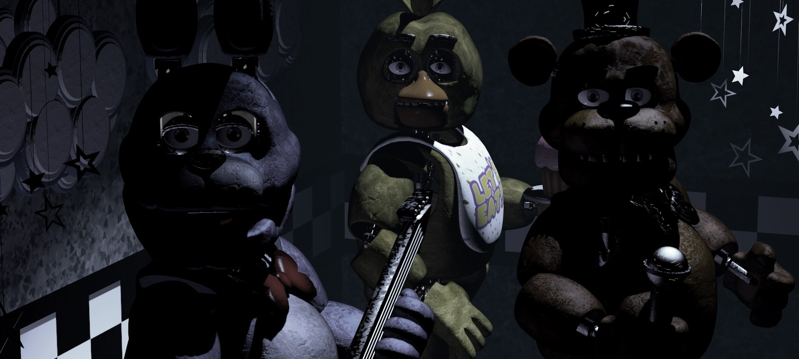 Future plans for Five Nights at Freddy's include console ports and a 'big-budget game' screenshot