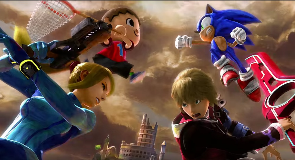Check out this star-studded Super Smash Bros. Ultimate TV ad screenshot