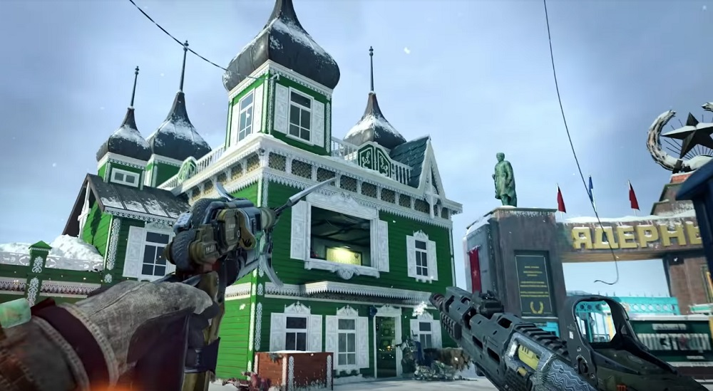Free Nuketown map hitting Call of Duty: Black Ops 4 on PS4 today screenshot