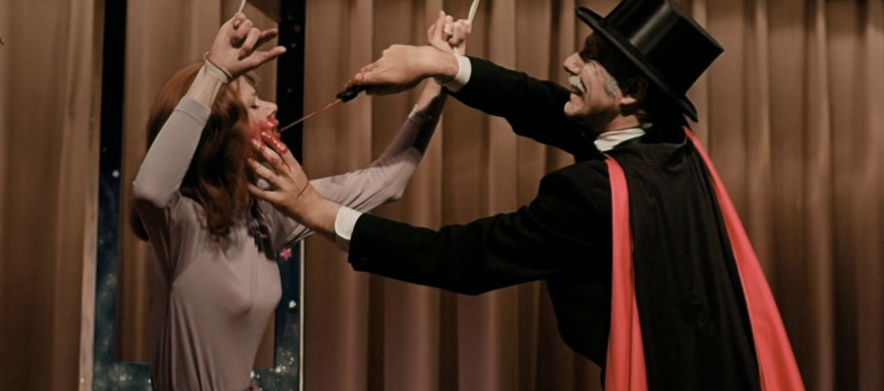 Contest: Win a Blu-ray copy of Arrow Video's The Wizard of Gore screenshot