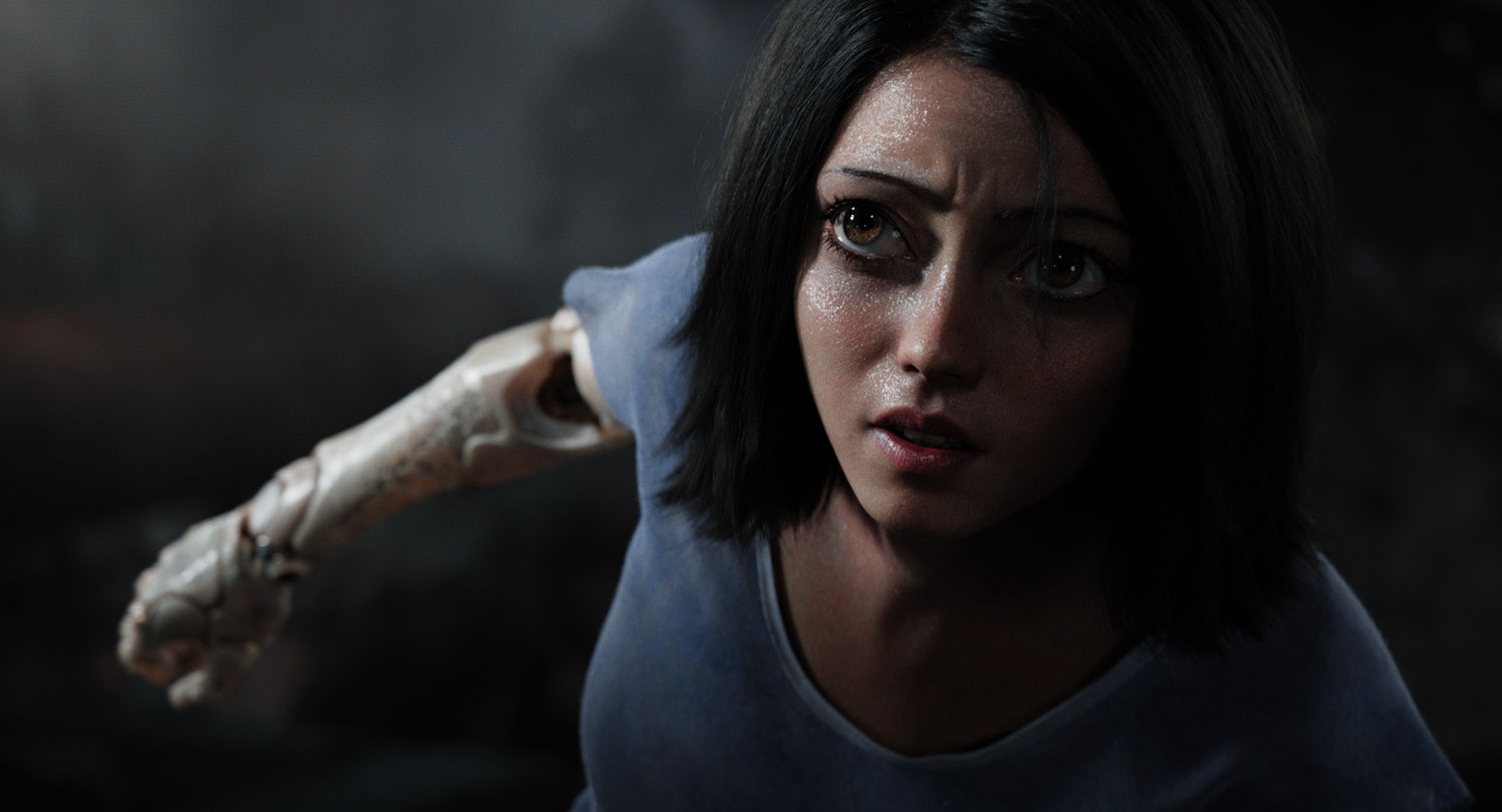 The new trailer for Alita: Battle Angel reminded me the movie still exists screenshot