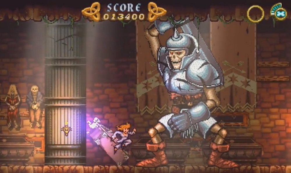 Battle Princess Madelyn is out for vengeance in December screenshot
