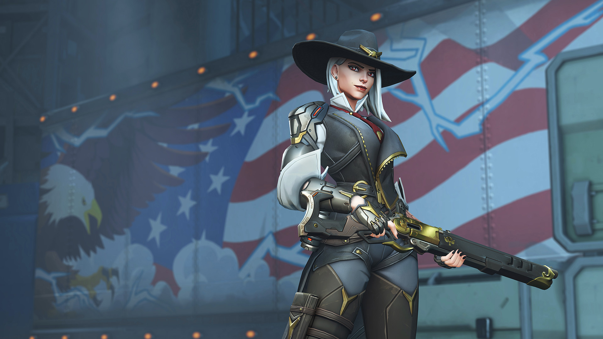 Today's Overwatch patch brings out Ashe and more balance changes screenshot