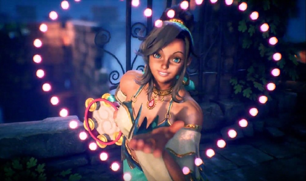 Fighting EX Layer will be let loose on PC later this month screenshot