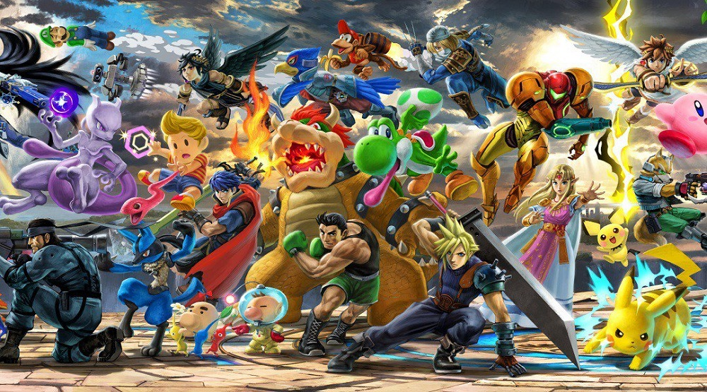 Super Smash Bros. Ultimate goes gold, new notes released by Sakurai screenshot