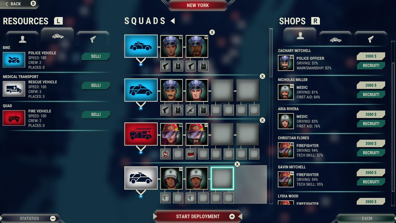 Contest: Win a Switch copy of 911 Operator screenshot