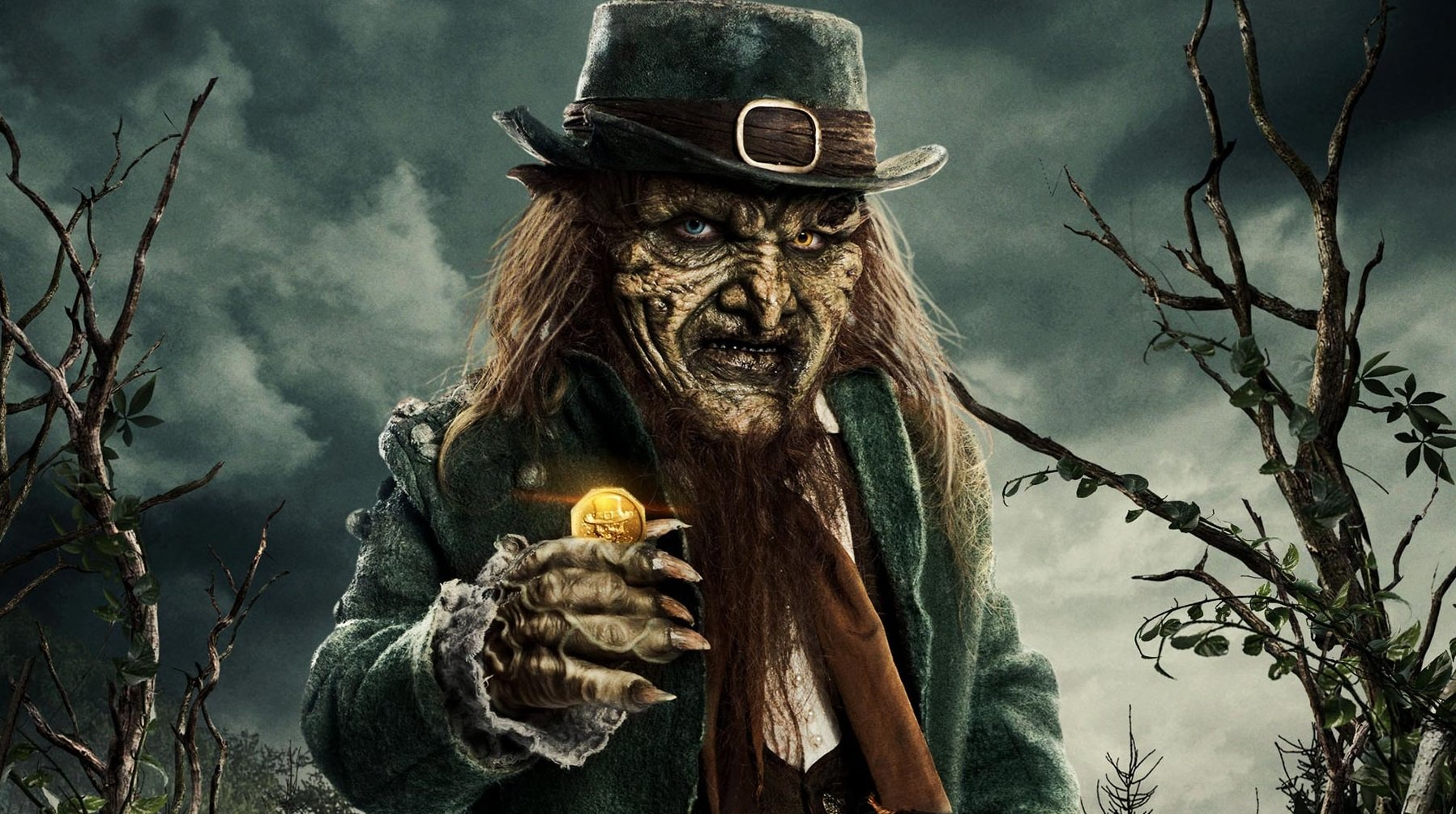 First trailer for Leprechaun Returns assumes he left in the first place screenshot