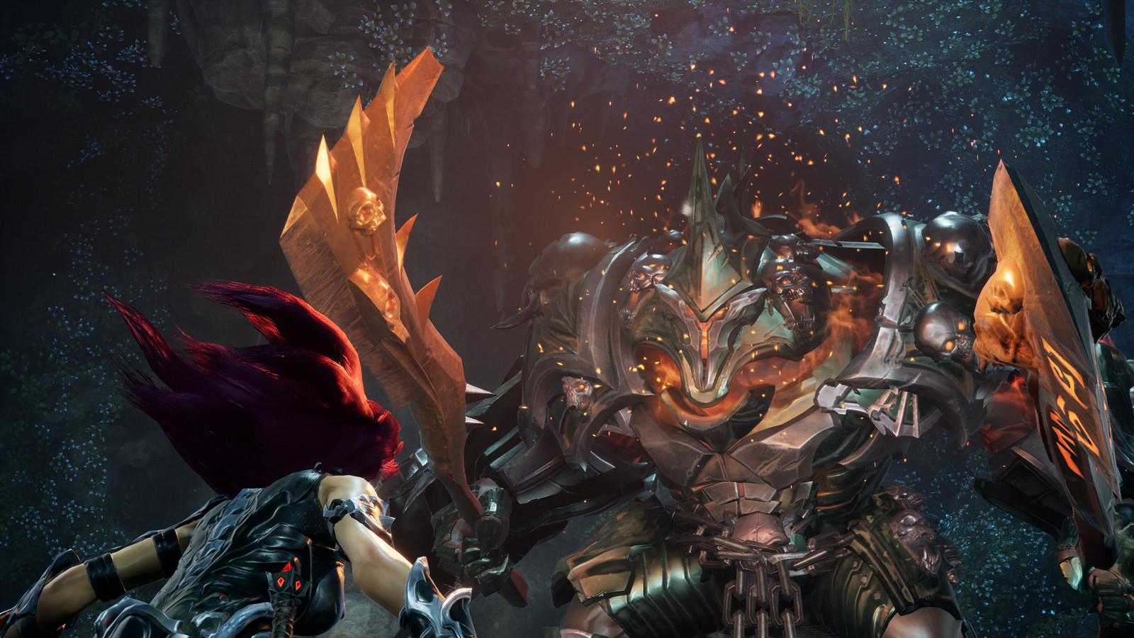 Review: Darksiders III screenshot