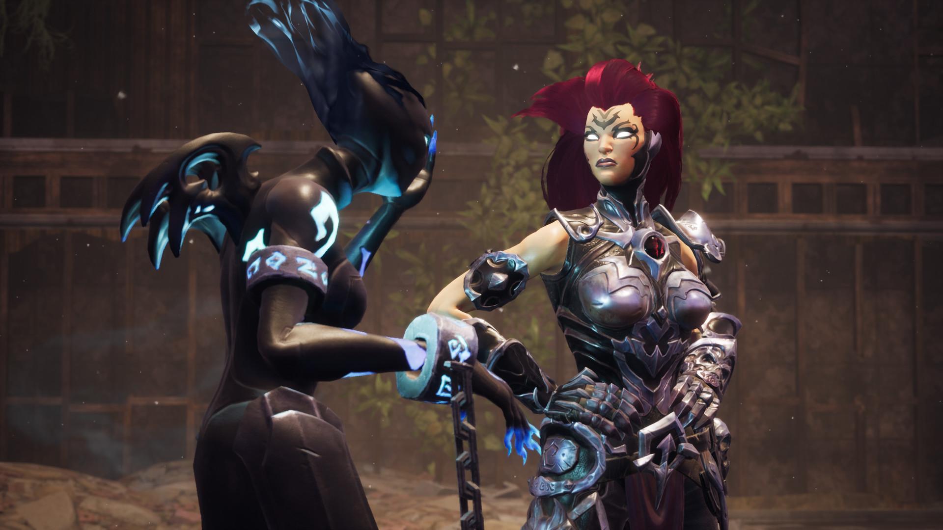 Darksiders III review