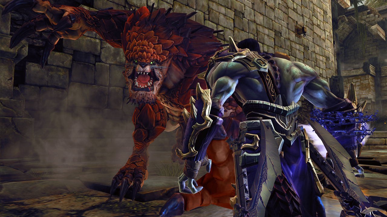 Are you invested in the Darksiders universe? screenshot