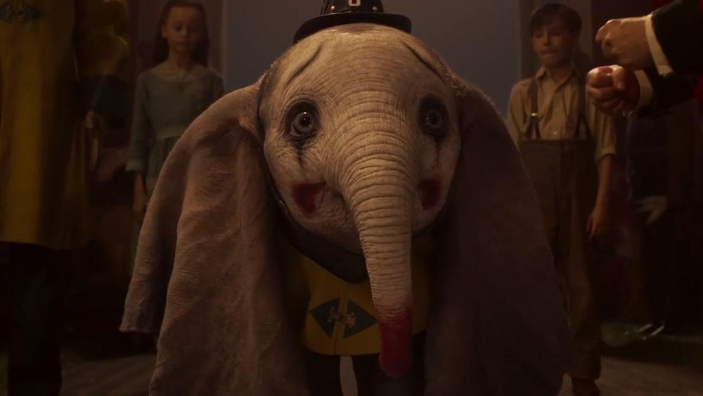 Tim Burton's live-action Dumbo looks emotional, slightly unsettling in latest trailer screenshot