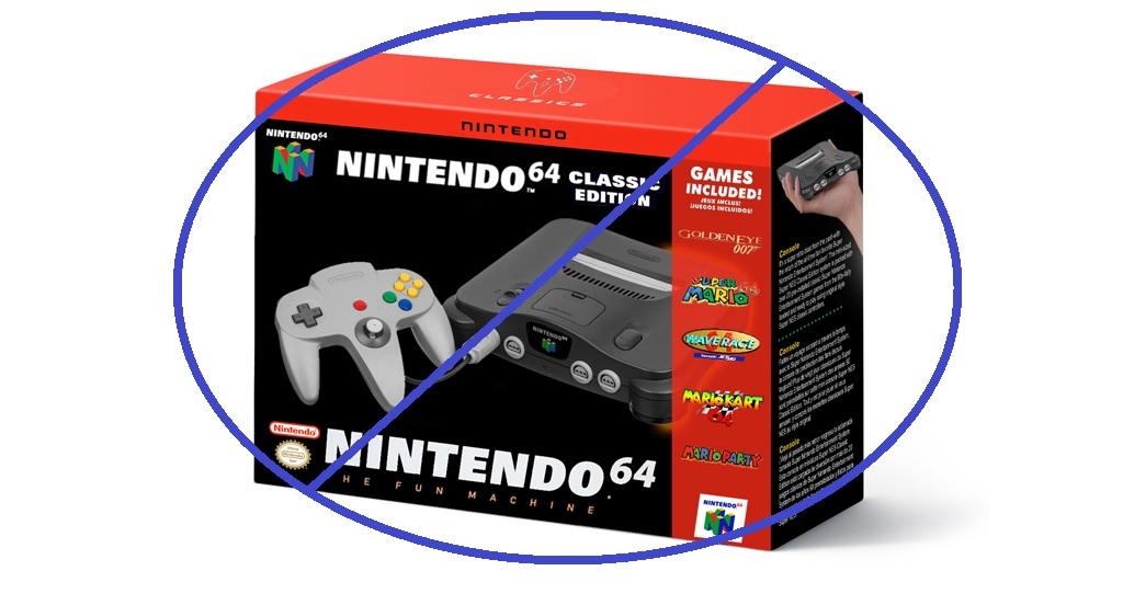Nintendo's Reggie Fils-Aime dashes hopes of an N64 Classic anytime soon screenshot