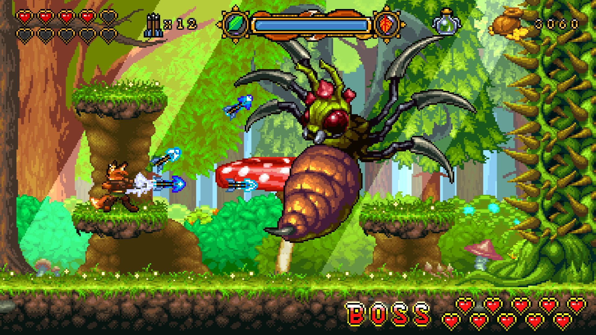 Fox n Forests scores a limited physical edition for Switch and PS4 screenshot