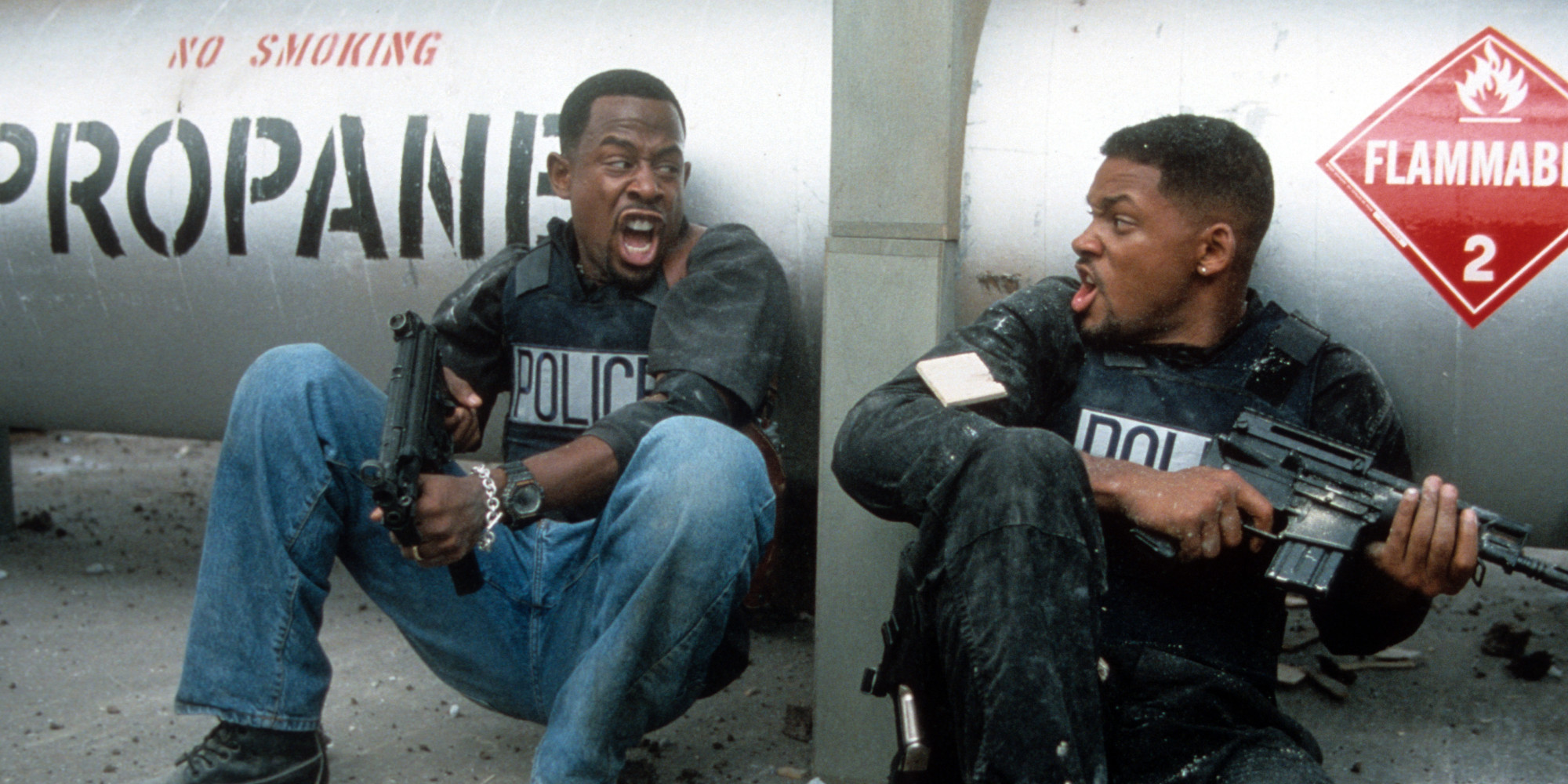 Bad Boys 3 is most likely called Bad Boys for Lif3 screenshot