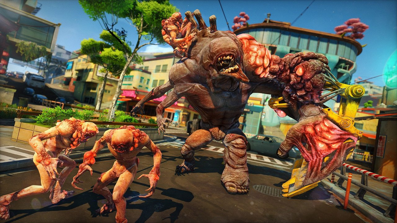 Sunset Overdrive is available on PC today screenshot