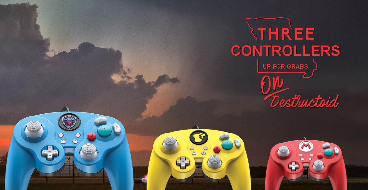 Contest: Win one of three PDP Switch Fight Pad Pro Controllers screenshot