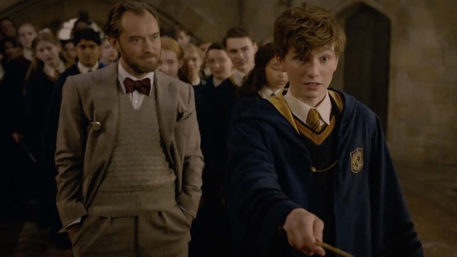 Review: Fantastic Beasts: The Crimes of Grindelwald screenshot