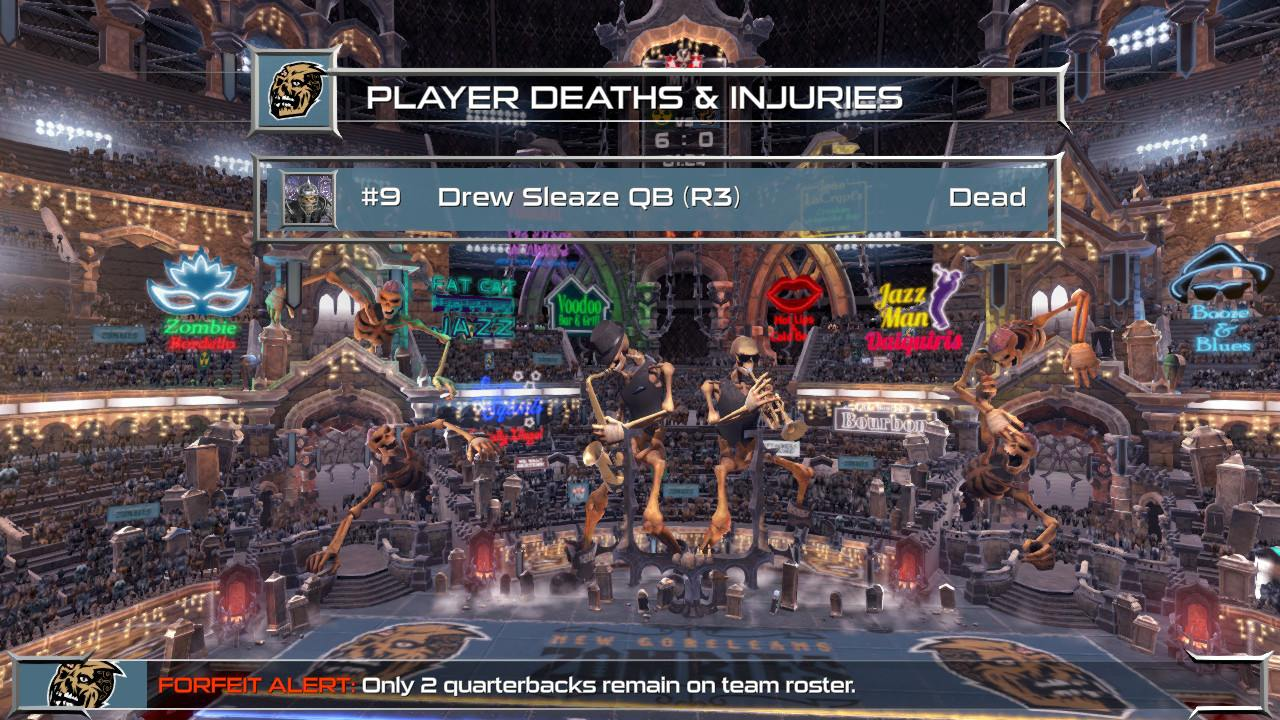 Mutant League Football review