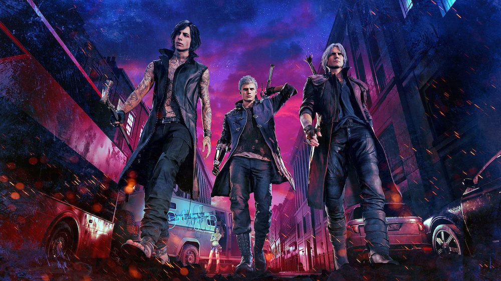 Devil May Cry will join Adi Shankar's Castlevania television show universe screenshot